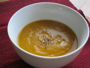 Sweet pot and ginger soup2