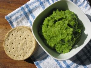 Minty Pea & Broad Bean Dip