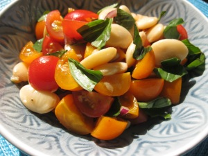 Cherry Tom & Butterbean salad2