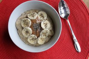 Banana Porridge
