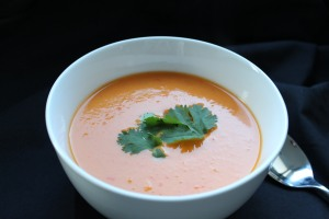 Sweet Potato &  Pepper soup