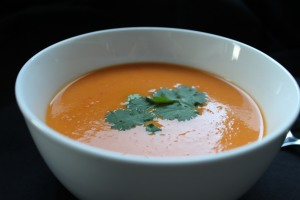 Sweet Potato & Pepper soup2