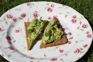 smashed avocado2