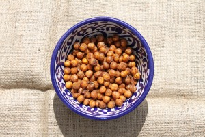 Roasted Chickpeas2