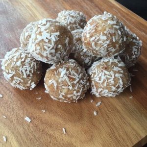 Lemon & Coconut Balls1